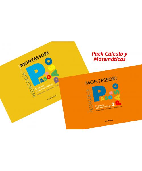 Montessori. Matemáticas y cálculo para infantil y primaria