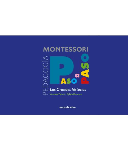 Libro de las Grandes historias Montessori