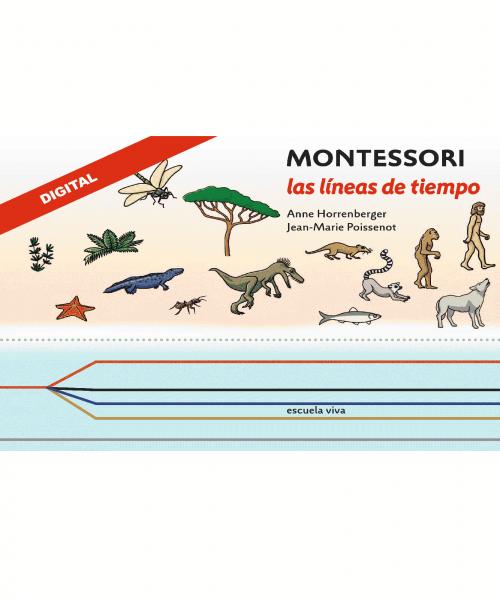 Las Líneas de tiempo Montessori